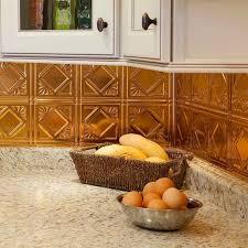 copper tiles for kitchen backsplash copper backsplash for kitchen