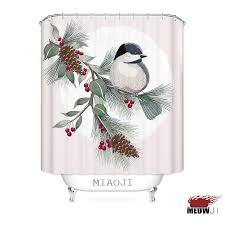Tweety Bird Shower Curtain Compare Prices On Bird Print Shower Curtain Online Shopping Buy