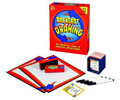 Drawing Games Amazon Com Backseat Drawing Game Toys U0026 Games