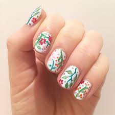 floral nail designs for summer 2017 manicures brit co