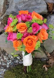 wedding flowers etc 139 best orange tangerine wedding flowers images on