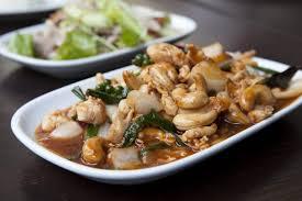 cuisine thaï pour débutants recette thaï poulet aux noix de cajou chef jevto bond