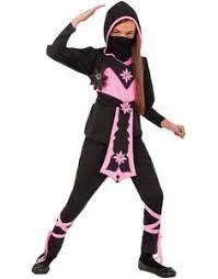 Ninja Costumes Halloween Ninja Costumes Girls Costume Craze