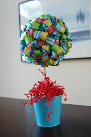 How To Make Ribbon Topiary Centerpieces by 77 Best Topiarios Images On Pinterest Candies Crafts And Candy