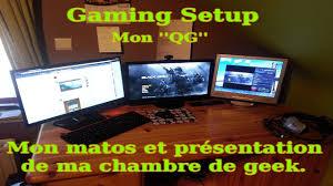 chambre gamer ma chambre de gamer et mon matos gaming setup 2012