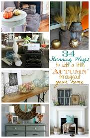 34 stunning autumn decorating ideas for your home the happy housie