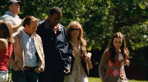 The Blind Aide The Blind Side The Blind Side Movie Review