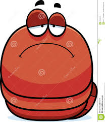 sad clipart worm pencil and in color sad clipart worm
