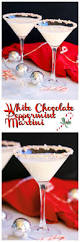 martini holiday white chocolate peppermint martini simple sassy and scrumptious