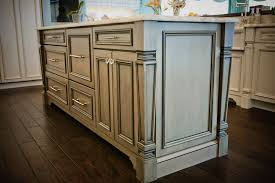 kitchen furniture white painting cabinet with beige marble top