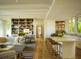 open kitchen living room floor plans living room stunning kitchen and living room ideas with open