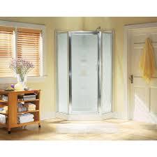 Sterling Frameless Shower Doors Sterling Frameless Shower Doors Showers The Home Depot