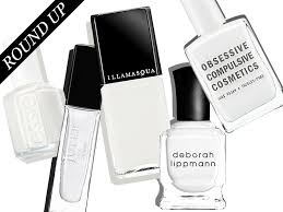 the 10 best white nail polishes stylecaster