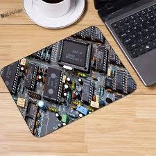 tapis de bureau personnalis mairuige circuits jeu personnalisé tapis de souris en caoutchouc pad