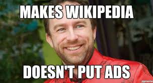 Meme Jimmy - good guy jimmy wales weknowmemes