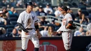 Aaron Judge Joins An Exclusive Club Of Yankees All Stars Pinstripe - mlb tells aaron judge to stop saying nice things about manny machado