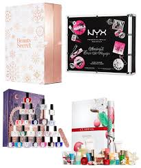 beauty advent calendar the ultimate beauty advent calendar run christmas 2016