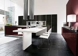 amenagement cuisine rectangulaire aménagement cuisine moderne quels design et matériaux meuble de