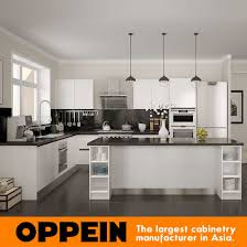 kitchen furniture australia china oppein australia white lacquer wood kitchen cabinet for villa