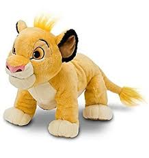 amazon disney lion king simba plush 11