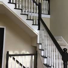 How To Refinish A Banister General Finishes Java Gel Wood Stain Rockler Woodworking And