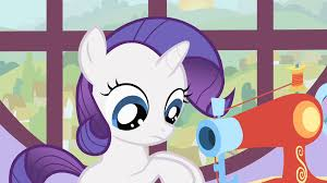 rarity pony friendship magic wiki fandom powered