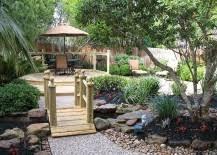 backyard bridges 50 dreamy and delightful garden bridge ideas