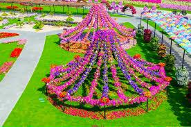 world beautiful flowers garden 199