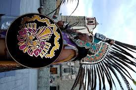 imagenes penachos aztecas toltecayotl