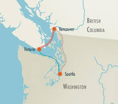Map Vancouver Canada by Compare U0026 Save On Your Vancouver Bc Vacation Packages