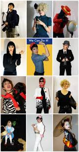 easy halloween costumes u2013 cable car couture
