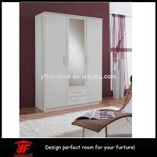 Bedroom Sliding Cabinet Design Cheap Wood Bedroom Furniture Cabinet Design Mirror Door Wardrobe