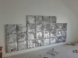 Silver Velvet Headboard by 34 Best Padded Wall Tiles Diy Images On Pinterest Wall Tiles