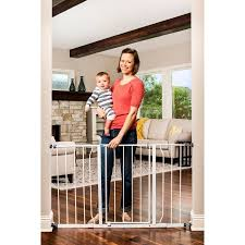 Munchkin Baby Gate Banister Adapter Regalo Extra Wide Step Through Baby Gate 29
