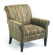 Upholstered Accent Chair Flexsteel Accents Newburgh Upholstered Chair Dunk Bright