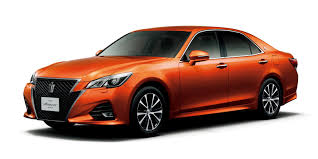 mobil yamaha lexus toyota crown gets 2 liter turbo engine upgraded suspension in
