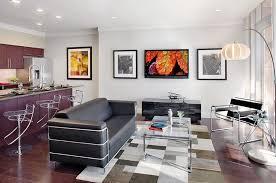 Black Leather Sofa Interior Design Exclusive Black Leather Sofa For Interior Themes Appearance