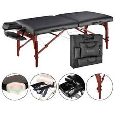 memory foam massage table topper leather massage tables for less overstock com
