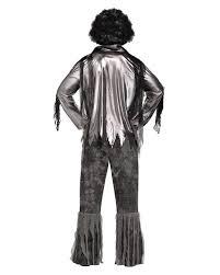 Disco Dancer Halloween Costume Zombie Disco Dancer Men Costume Halloween Disguise Horror