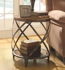wood metal end table end tables for bedroom internetunblock us internetunblock us