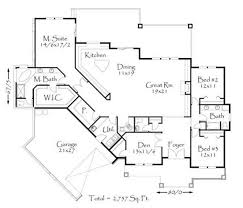 One Level Living Floor Plans Prairie Style House Plan Transformed American Architectural Landscape