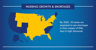best states to work in the future of nursing best places to live work drexel online