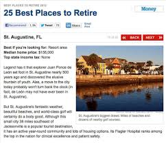 cnn st augustine a top spot to retire
