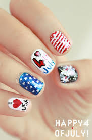 15 awesome 4th of july nail art designs u0026 ideas 2013 girlshue