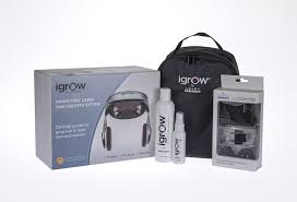 amazon com igrow hands free laser led light therapy hair