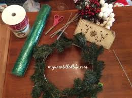 deco mesh supplies deco mesh wreath tutorial my unentitled