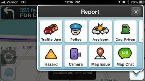 Waze Map Police Have Love Relationship With Waze The App Highway