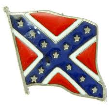 Confederate Flag Wallet Rebel Confederate Flag Pin Flag Pins Thecheapplace