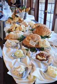 the ultimate bread buffet creative weddings table for fifty