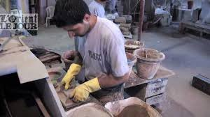 Mosaique Del Sur Comment Fabrique T On Le Carrelage Décoratif Ancien Libanais